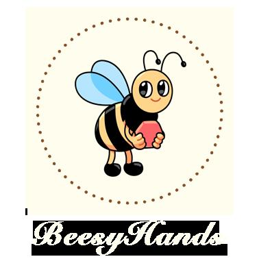 Beesy Hands Logo